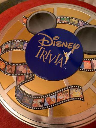 Disney Trivial
