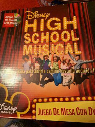 Disney High achocolatado Musical
