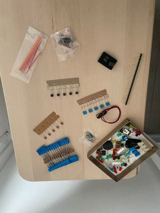 Arduino o Starter kit K030007