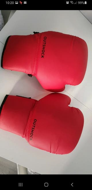 Guantes de boxeo de niño