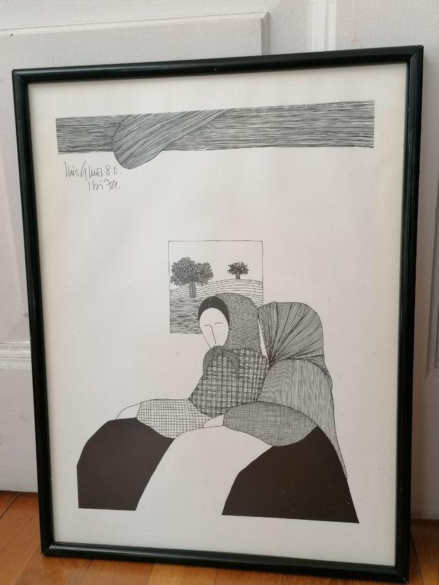láminas / conjunto cuadros