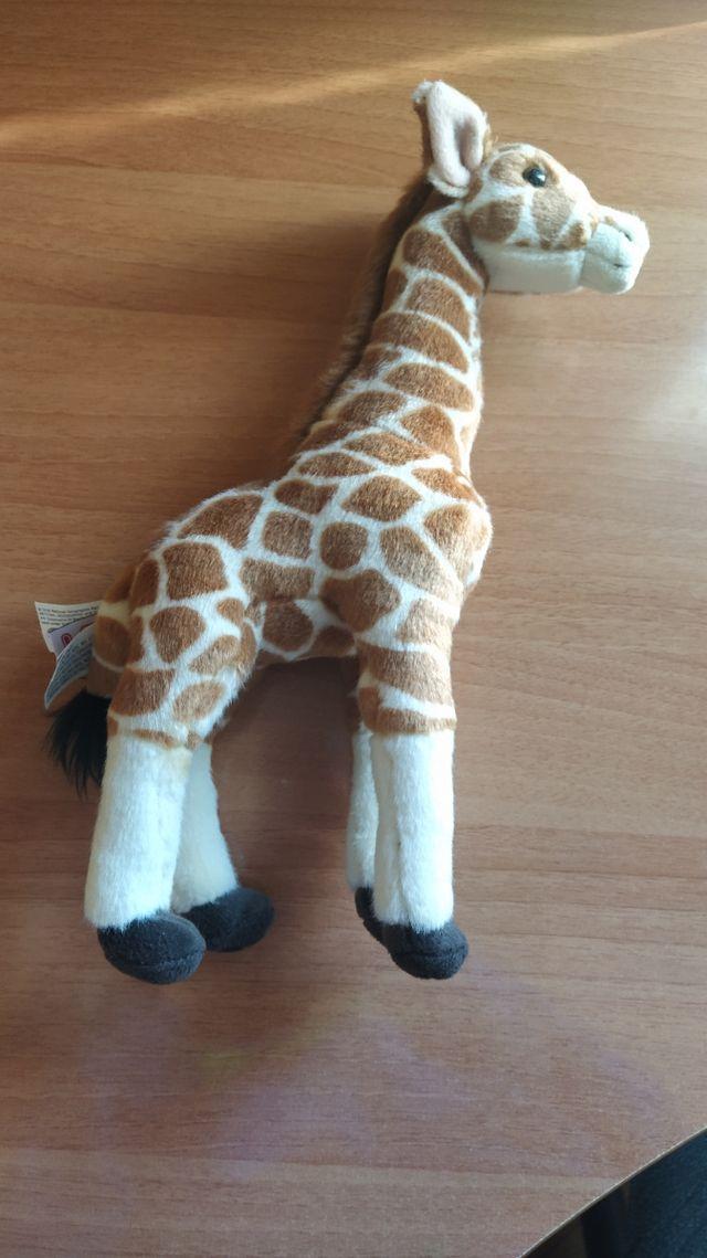 Peluche de jirafa