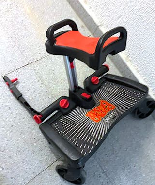 Patinete para carrito + Asiento Lascal Maxi