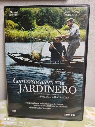 DVD Conversaciones con mi Jardinero.