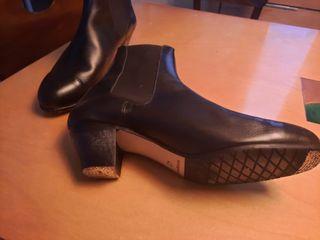 Botas de flamenco 43