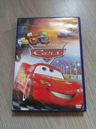 película Cars de Pixar