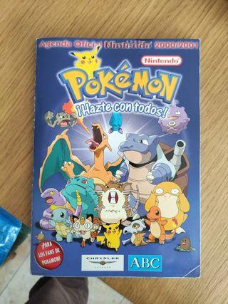 Agenda Pokemon 2000/2001