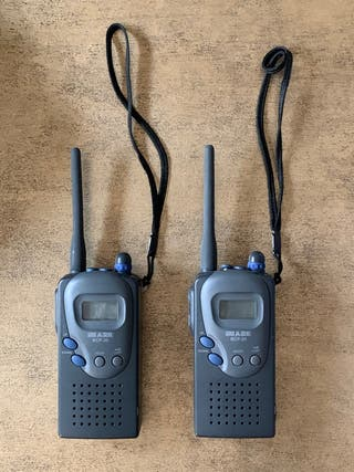 Radio comunicador, walkie-talkie A2E RCP-20