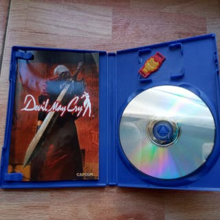 DEVIL MAY CRY PS2 PLATINUM IMPOLUTO