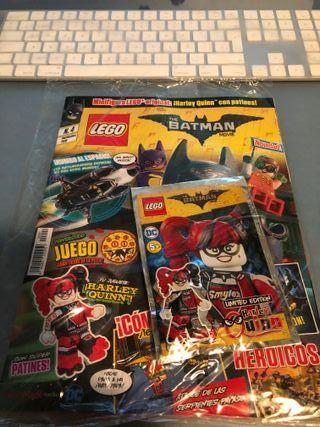 Revista Lego Batman Movie n. 4