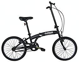 Bicicleta Plegable - Nilox Micro Bike 30P-X0