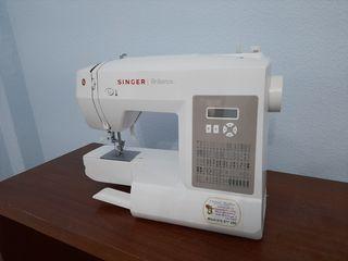 Máquina coser Singer Brilliance 6180 (sin pedal)