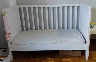 Cuna Sundvik Ikea