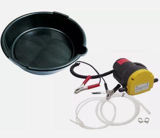 Kit cambio aceite coche Bomba extractora