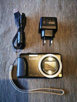 Cámara Digital Panasonic Lumix DMC-TZ37