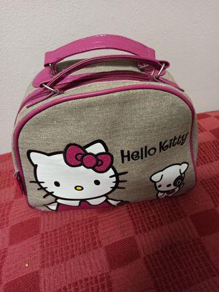 neceser Hello Kitty perfecto estado