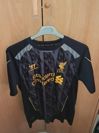 Camiseta de entrenamiento del Liverpool