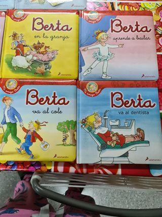 libro Berta