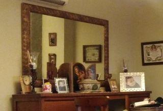 Espejo de aparador