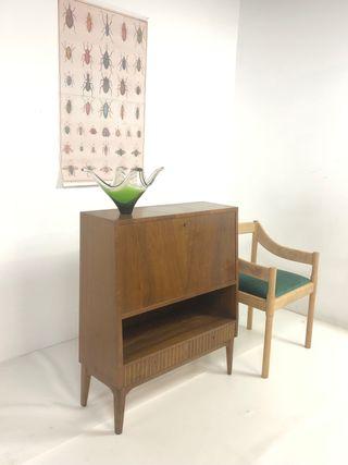 Mueble bar danés 1960