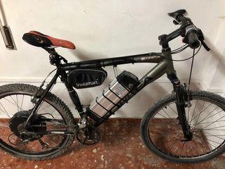 Bicicleta eléctrica de montaña Orbea