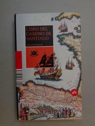 Libro del Camino de Santiago. Xosé Miranda Ruíz
