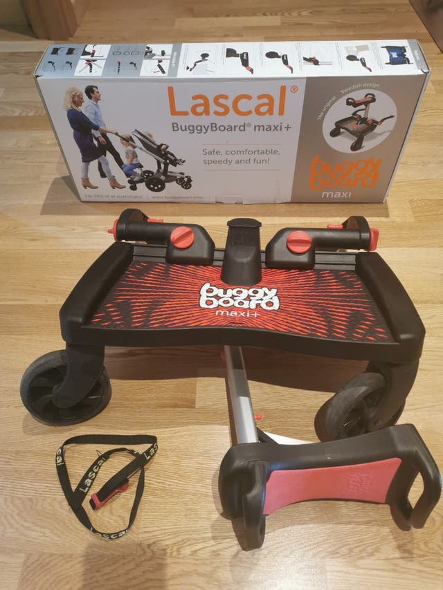 Patinete Buggy Board Maxi+ Lascal