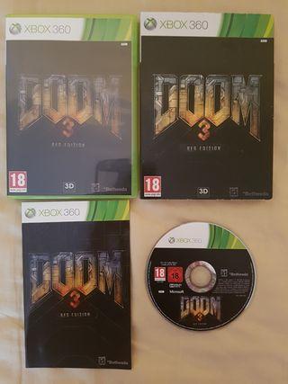 Doom 3 BFG Edition XBOX 360 One