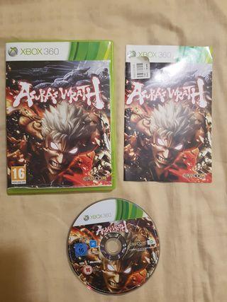 Asura Wrath XBOX 360 One