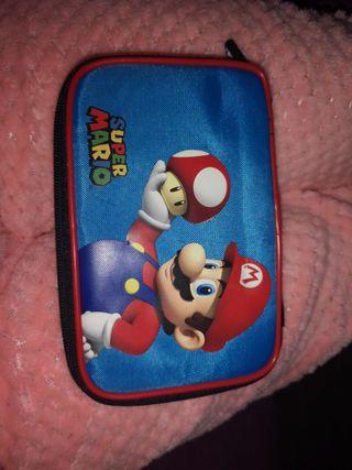 funda Nintendo 3Ds tm