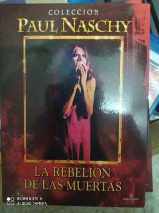 DVD LA REBELIÓN DE LAS MUERTAS