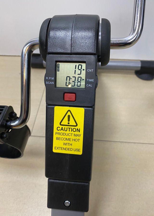 NRS Healthcare Pedaleador eléctrico NUEVO