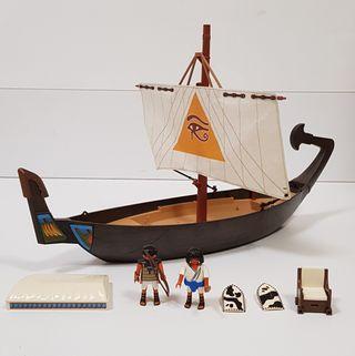 Playmobil barco egipcio