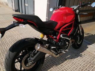 Escape Fulgor para Ducati