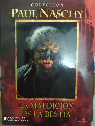 DVD LA MALDICIÓN DE LA BESTIA