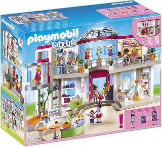 Gran Centro Comercial Playmobil