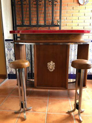 Mueble barra de Bar decorativa
