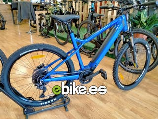 Bicicleta eléctrica rígida motor Bosch