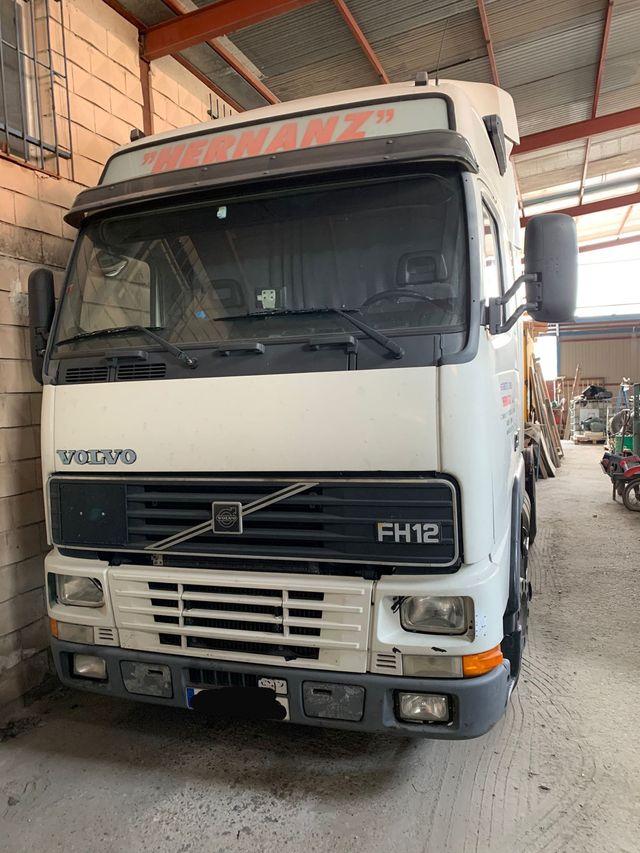 Cabeza Volvo FH12 420 1996