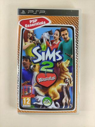 los sims 2 mascotas ps2