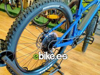 Bicicleta eléctrica rígida MOUSTACHE