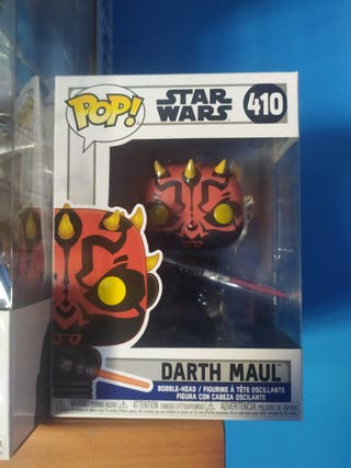 Funko Pop Darth Maul 410 Star Wars