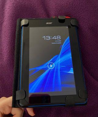 Tablet Acer B1-A71 (poco usada)