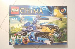 Lego Legends of China- El águila de ataque 70013