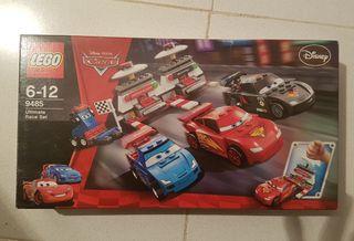 Lego Cars 9485- Set de carreras definitivo.