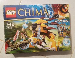 Lego Legends of China 70015- sets de competición