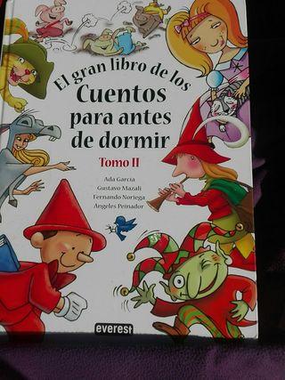 El gran libro de los cuentos para antes de dormir