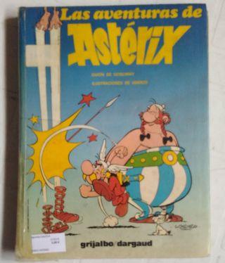 Las aventuras de Astérix y el caldero