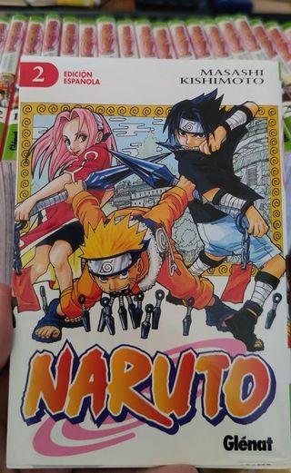 Manga Naruto Glenat