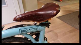 Brooks Champion Special B17